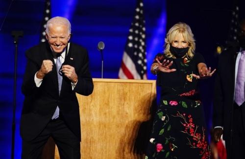 Joe & Jill Biden Philabundance